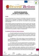 Montpellier's statement