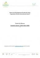 Termes de Réference - Evaluation externe PACO 4